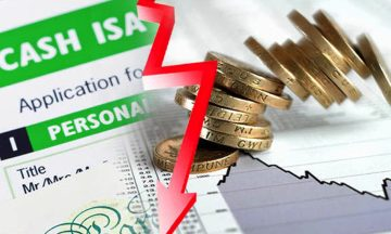 The cash ISA is DEAD – worst returns in history mean you LOSE money
