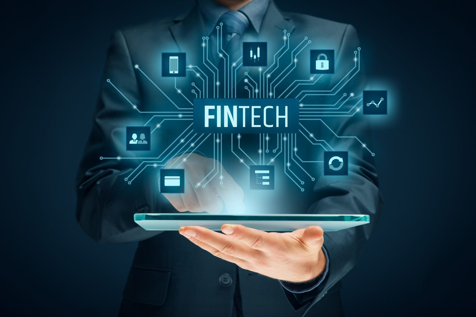 FinTech……..Not for everyone and not for us