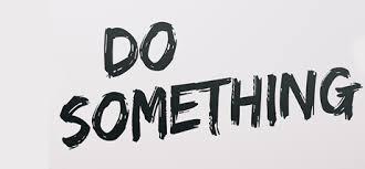 DO SOMETHING!! – by Jon Bennion-Pedley