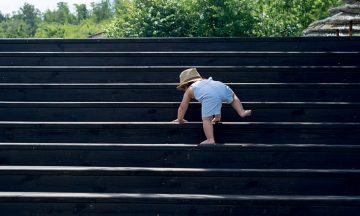 Smaller, safer steps………… By Jon Bennion-Pedley